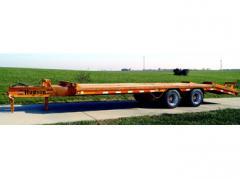 HTD18A - 20 Ton Capacity Trailer
