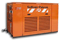 Sullivan Portable Air Compressor