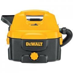 DeWalt DC500 2 Gallon Cordless or Corded Wet/Dry Vacuum