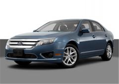 Ford Fusion SEL Sedan Car