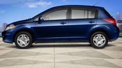 Nissan Versa Hatchback Car