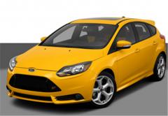 Ford Focus Hatchback Car