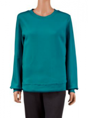 Women's Long-Sleeve Crew Sweatshirt
