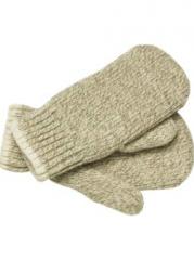 Ragg Wool Mittens