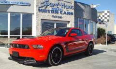 Ford Mustang Boss Vehicle