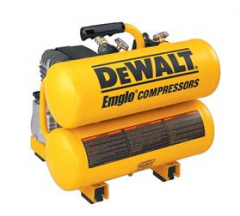 DeWalt D55151 Heavy-Duty 2-1/2 Max HP 4 Gallon