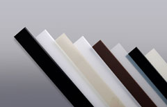 Plastic and Composite Doctor Blades
