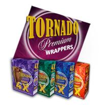Tornado Premium Wrappers
