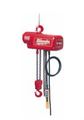 Milwaukee 9567 1 Ton Rated Load, 15 Ft. Lift