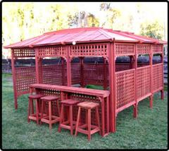 The Stoudenmire Series-1 Gazebos