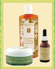 Eminence: Handmade Organic Skin Care of Hungary