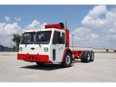 2013 Crane Carrier Low Entry Tilt Crew Cab (LET2