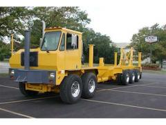 2013 Crane Carrier Mobile Drill Chassis (DR) Truck