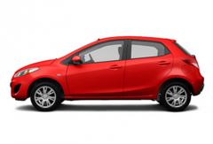 Mazda Mazda2 Sport Car