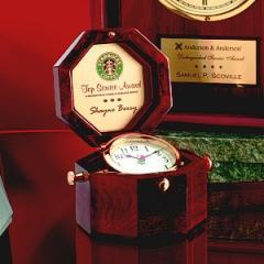 Cherry Captain's Clock