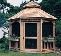 The Summer Breeze Gazebo