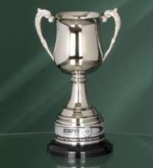 Georgian Silver Loving Cup