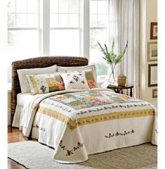 Kourtney Bedspread by LivingQuarters