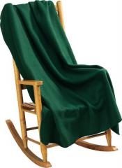 Scene Weaver Solid-Color Fleece Throws