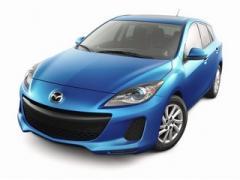 Mazda3 i Grand Touring Hatchback Car