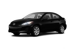 Mazda Mazda3 i SV Sedan Car