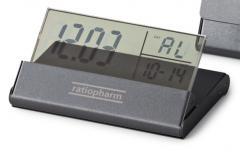Techno Travel Clock