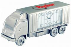 Die Cast Semi Truck Clock