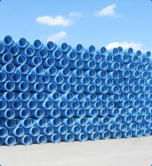 50 lb Low Head PVC irrigation pipe