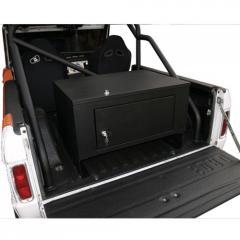 Rear Cargo Security Lockbox