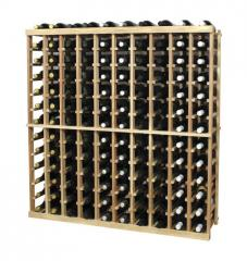 Stackable Individual Bottle Kit Rack