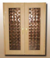 230 G SQ Wine Cabinet