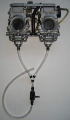Carburetor/Crankcase Drain Kit