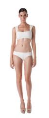 The Bordeaux Two Piece Swimsuit