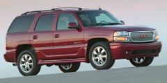 2005  GMC  Yukon Denali Car