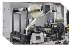 Tamarack Versa-Web P500 Machine