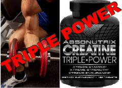 Absonutrix Creatine Triple Power