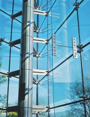 Structural Glass Wall Systems