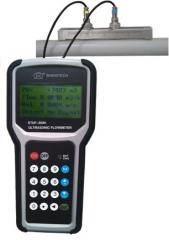 STUF 300H - Handheld Ultrasonic Flowmeter