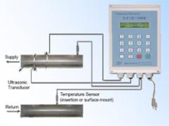 Ultrasonic Thermal Energy Meter