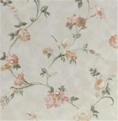 Sunworthy Satin Floral Wallpaper