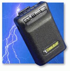 StrikeAlert- Personal Lightning Detector