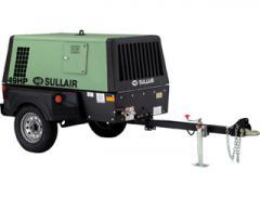 Sullair 49HP 185 Portable Air Compressor