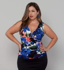 Roselyn Ruched Tank