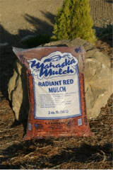 Radiant Color Enhanced Mulches