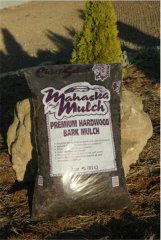Premium Hardwood Bark Mulch