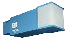 Self-Contained Industrial Air Cleaners
