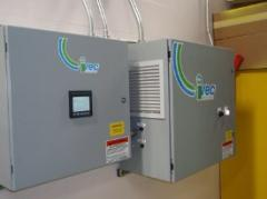 Industrial Ventilation Energy Control Systems
