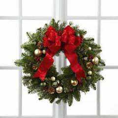 The FTD® Winter Wonders™ Wreath B11-4831
