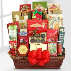 Holiday Extravaganza Gift Basket WGG410