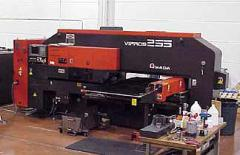 Amada 255 Turret Punch